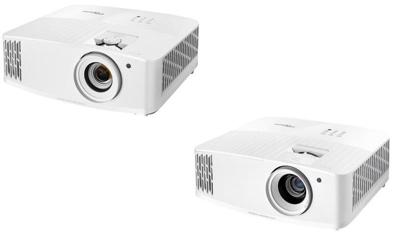 OPTOMA UHD50X VS UHD30 comparison