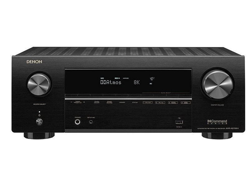 Denon AVR X2700H ac receiver